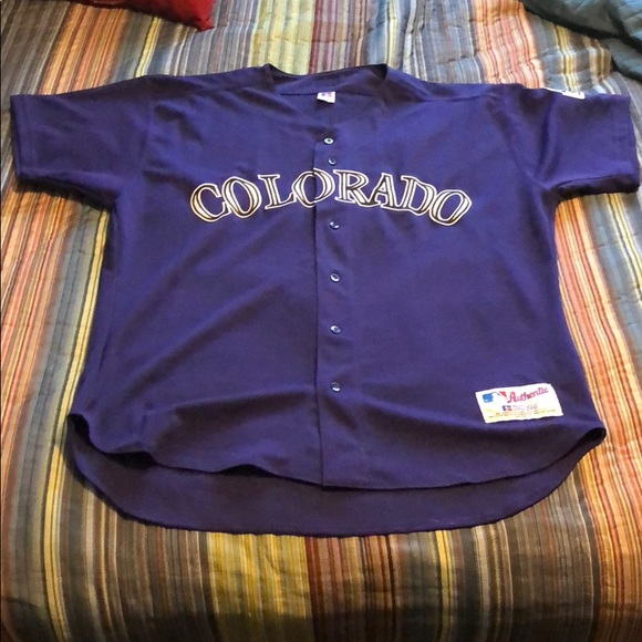 best loved 9e57a 86a76 Colorado Rockies jersey